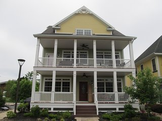 Chautauqua Institution-On the grounds-Newly built-62 Crescent Colonnade Unit