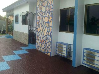 Classy 1 Bedroom Villa with Pool In Accra Ghana