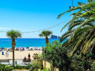 BENIDORM (4/5 Pax) 2nd LINE IN LEVANTE BEACH