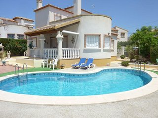 Luxury Detatched Villa With Private Pool Sleeps 6 In A Quiet Location