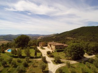 Villa Le Bolli: Delightful villa in the heart of Tuscany