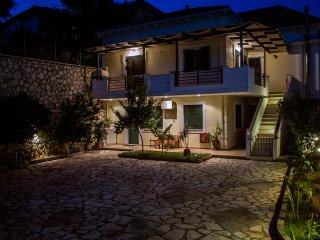 KiAmmos Apartments by the sea Lefkada Island