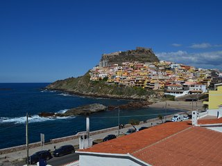 SARDINIA- CASTELSARDO D1 - Beautiful Apartment with great sea view