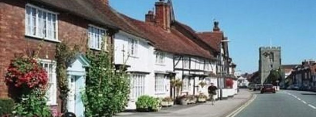 Vibrant Henley in Arden is a short distance away
