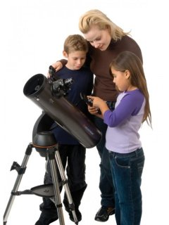 NEW: offering star gazing packages with our new Newtonian wifi telescope!  Awesome fun for all ages!