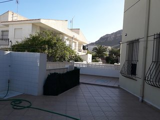 House with 4 rooms in Calabardina, with furnished terrace - 200 m from the beach