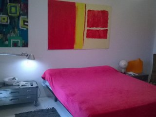 Apartment with one room in patti, with wonderful view, balcony and wifi