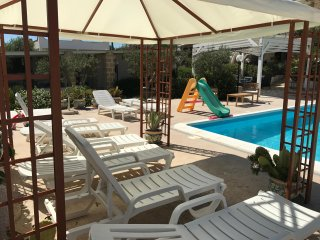 Appartamento Azzurro. Villa Ceni sul mare a Triscina di Selinunte