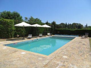 Le Grès 313 - maison de vacances Uzès - Gard