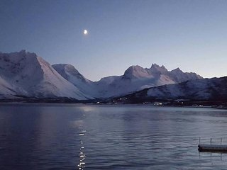 Total Adventure TA - the best kept secret near Lyngen Alps