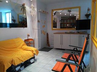 Saint Martin de Re appartement de  32 m2 en rez de chaussee proche de l'eglise