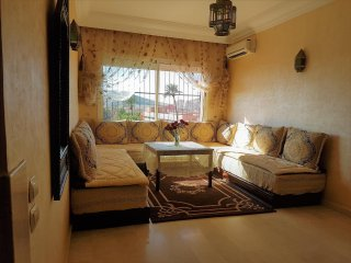 Apartment with 2 bedrooms in Marrakech, with wonderful city view and balcony