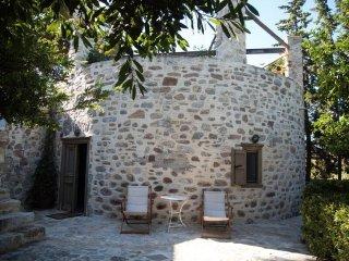 Enchanting island house on Syros