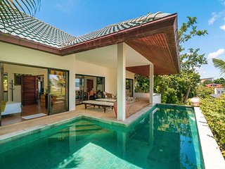 3 Bedroomed Private Pool Villa Aspire