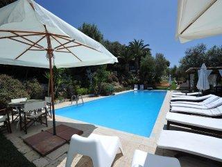 Vaste villa luxe et charme, vue sur Capri
