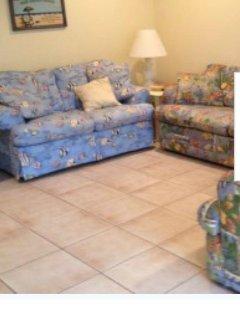 Downstairs Den