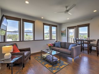 Modern Loft w/Mtn Views - By Downtown Buena Vista!
