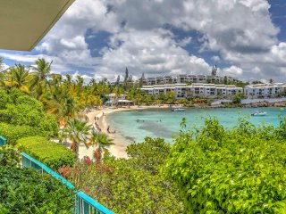 NEW! 'Seas the Moment' Large 3BR St.Thomas Condo