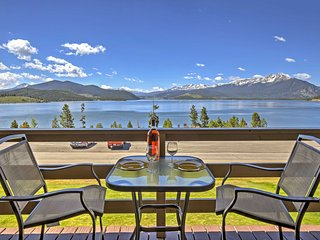 NEW! Waterfront 1BR Dillon Condo w/Stunning Views