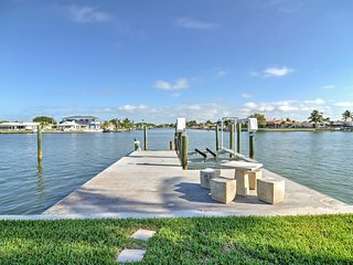 With a prime waterfront location, this property is the perfect home-base for all your adventures.