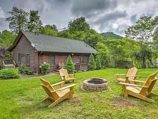 Charming 3BR 'Bearin Grace' Vilas Home w/Mtn Views