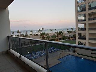 Apartamento en primera línea   Roquetas de Mar playa de las Salinas