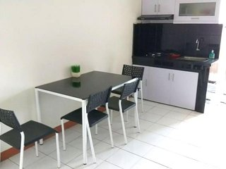 2 Bedrooms Apartment Near Bandung City's Attractions
