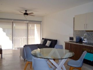 Centrally located minimalist one bedroom condo in brand new building!