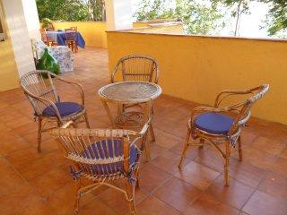 casa dell'olmo,appartamenti sul mare vista mozzafiato Eolie, Zambrone/Tropea