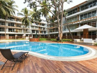 ZONDELA INN Calangute Luxury Apartment 2 BHK