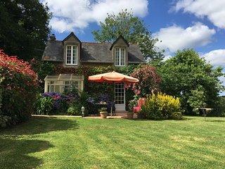 Gite de charme, 3  étoiles,  central pour visiter le Finistère,internet Wifi