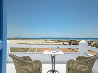 Naxos Sea Side villas 5 people M vigla