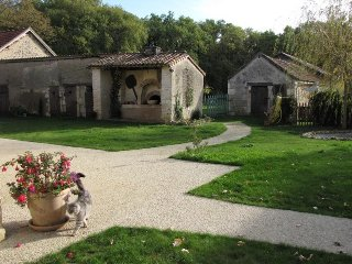 Havre de paix en pleine verdure....dans le Poitou