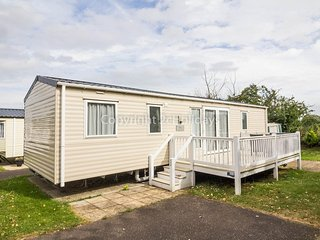 Ref 70369 Cherry Tree Holiday park ,8 berth with large decking  area.