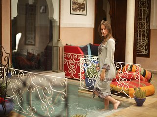 Private 11 rooms Riad wifi and pool 5 minuts from Jemaa El Fna