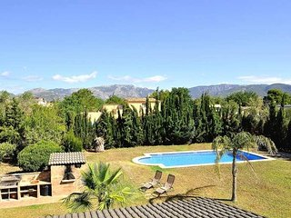 Chalet 8 pax in Marratxi- Mallorca- Private pool. Billiards. Air conditioner. Fr