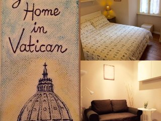 Giulia's home in Vatican