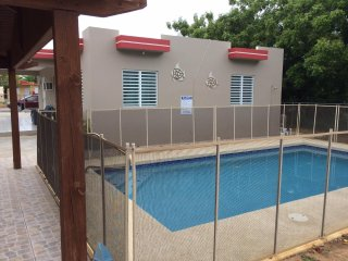 Villa Shaday 3 bedroom house with private pool near El Combate