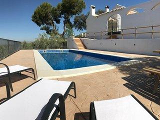 Casa Rural para 12, a 30 km de Antequera - Malaga