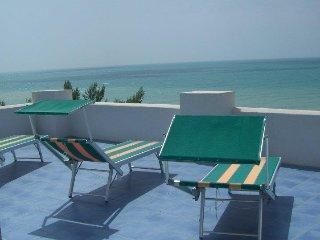 Villa Agnuli a 100m dal mare: ampie terrazze con spettacolare vista panoramica