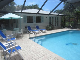 Captiva Mermaid Pool House  - Beach side of Village Center