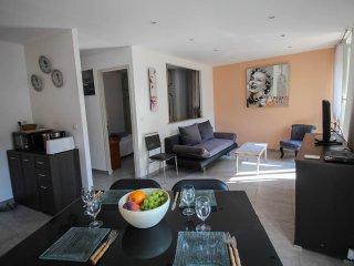 Appartement confortable - 5min des plages- Villefranche sur mer