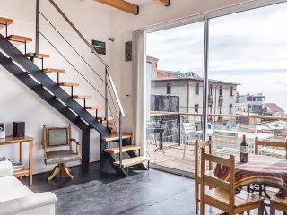 Stunning duplex apartment on cerro Bellavista hill
