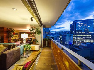Polanco luxe with incredible views, afforable too!