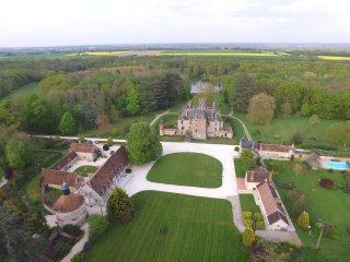 Château de Courcelles le Roi