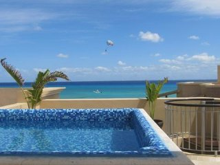 El Faro Coral 401. Penthouse with private pool