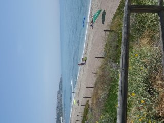 Chalet Frente a playa
