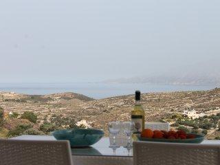 Crète du Sud sur la Mer de Lybie