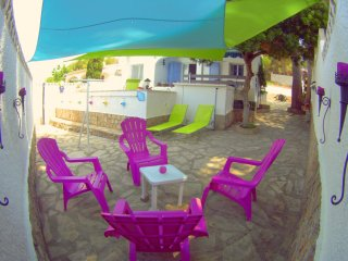 LASTMINUTE DISPONIBLE 30/6 - 14/7 , Magnifique villa , PLEIN PIED, 6P, piscine