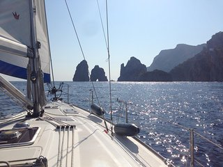 Oh Susannah Charters - Stress Free Sailing on the Amalfi Coast